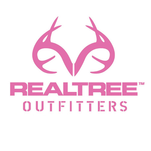 Realtree Pink Antler Decal