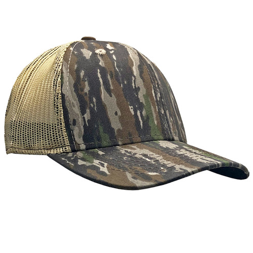 Realtree Original Camo Mesh Back Hat