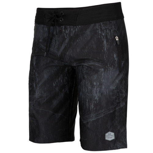 Realtree Men's Fishing BoardShorts Black