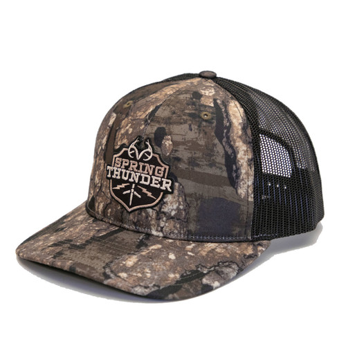 Realtree Timber Spring Thunder Richardson Mesh Back Hat