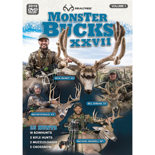 Monster Bucks XXVII Volume 1 (2019 Release)