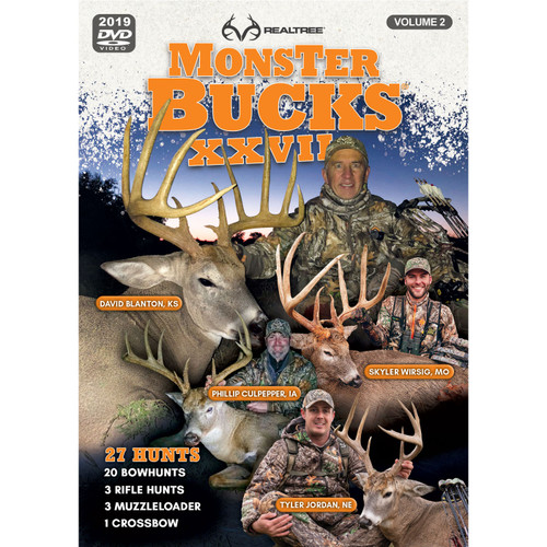 Monster Bucks XXVII Volume 2 (2019 Release)