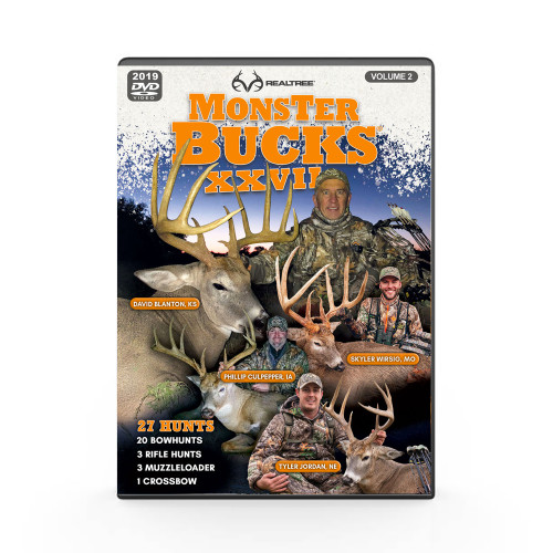Monster Bucks XXVII Volume 2 (2019 Release)