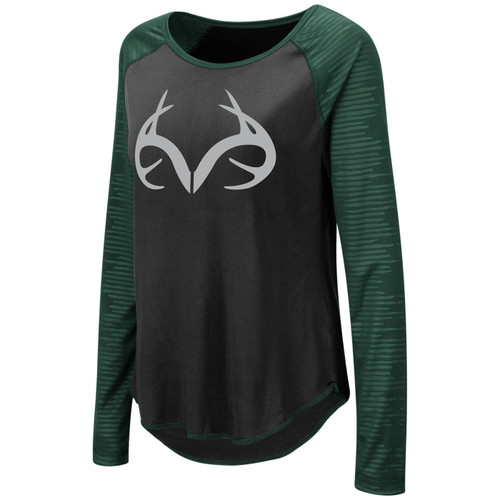 Women's Performance Long Sleeve Raglan Shirt
