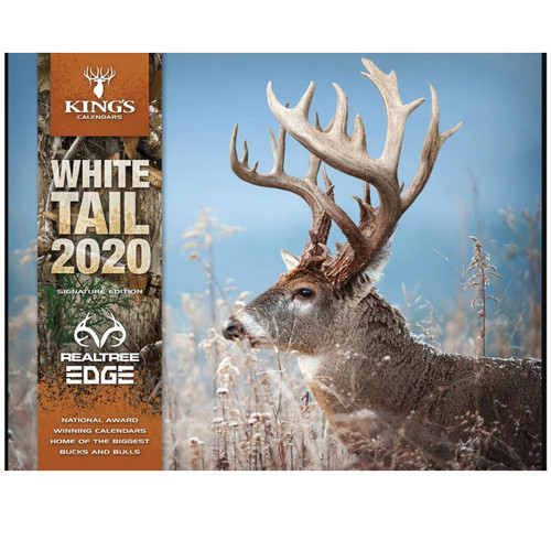 2020 Whitetail Deer Calendar