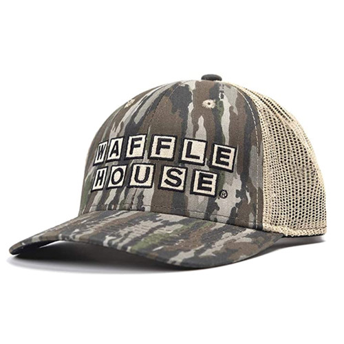Waffle House Original Timber Mesh Back Cap
