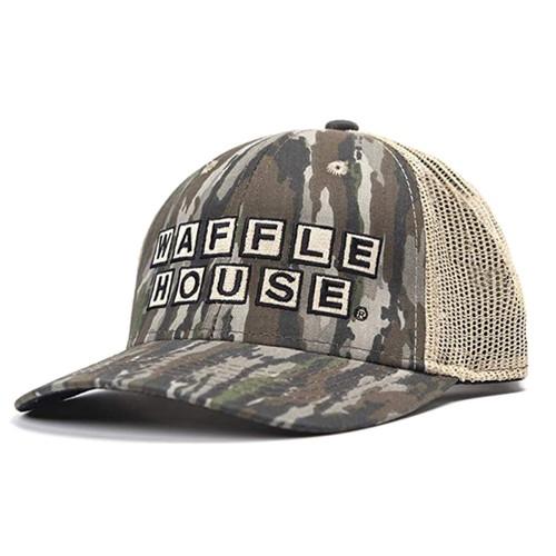 Waffle House Original Timber Mesh Back Cap