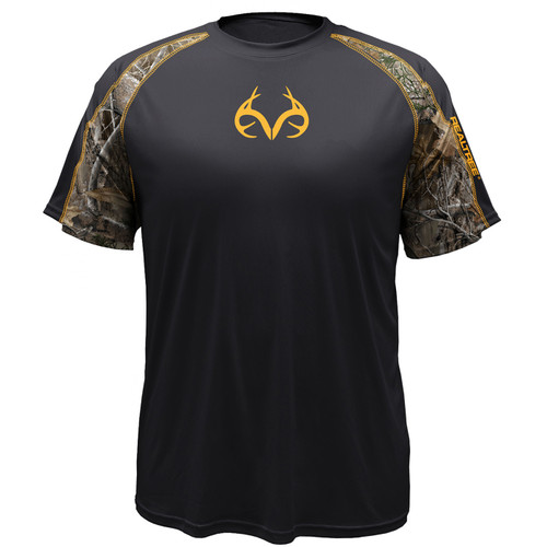 Men's Sporty Slice Short Sleeve Performance Shirt