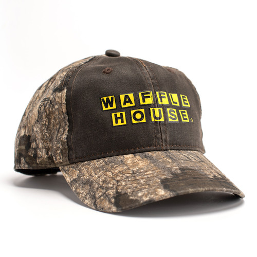 Waffle House Timber Weathered Brown Hat