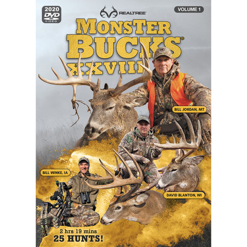 Monster Bucks XXVIII Volume 1