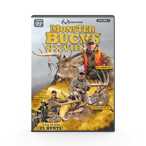 Monster Bucks XXVIII Volume 1 (2020 Release)