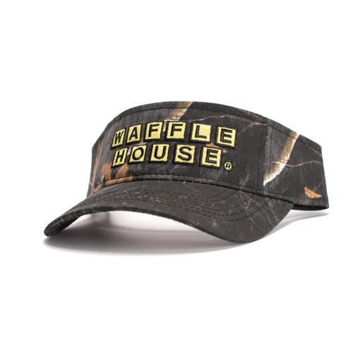Waffle House Xtra Black Visor