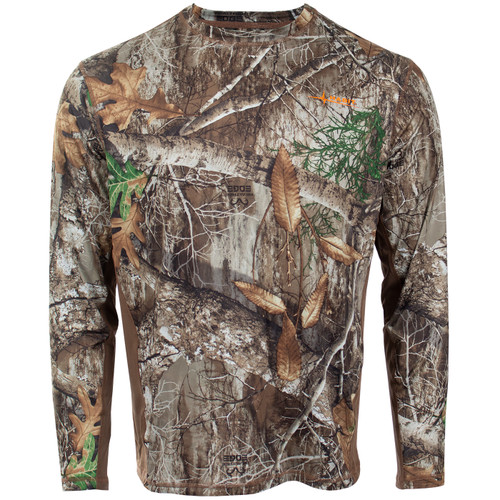 Men's Realtree Reversible Longsleeve Shirt Edge