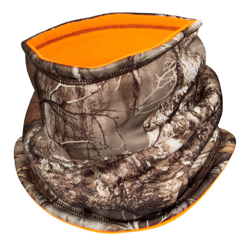 Edge Fleece Reversible Neck Gaiter
