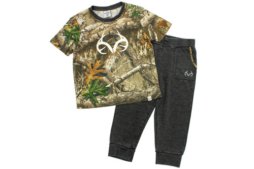 Boy's Toddler Hot Rod and Tee and Pant Set