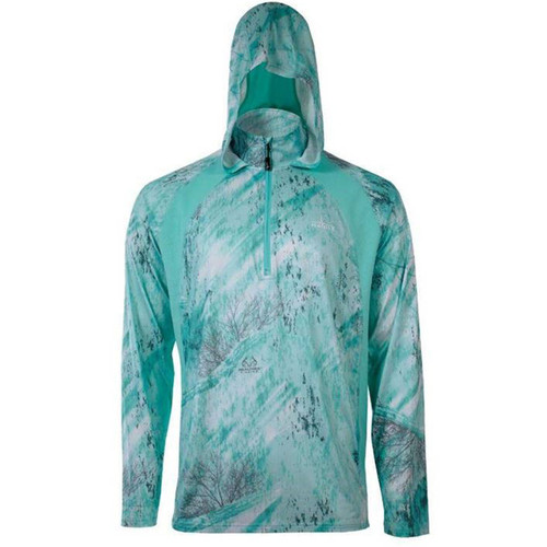 Moorley Coast Hooded Performance 1/4 Zip