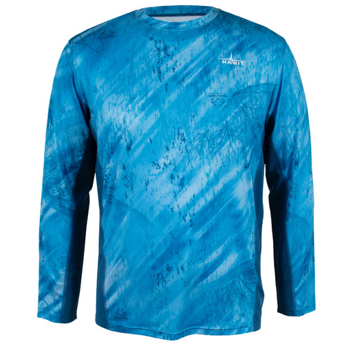 Men's River Bluff Performance Long Sleeve Tee