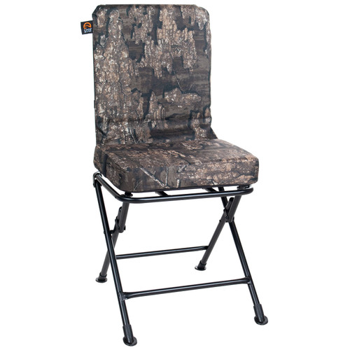Realtree Timber XL Swivel Blind Chair