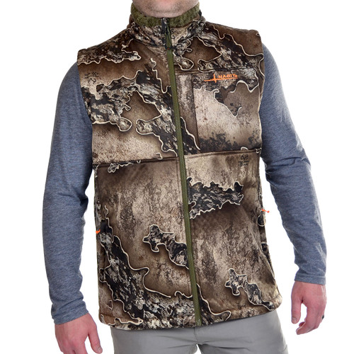 Men's Excape Early Dawn Sherpa Shell Vest