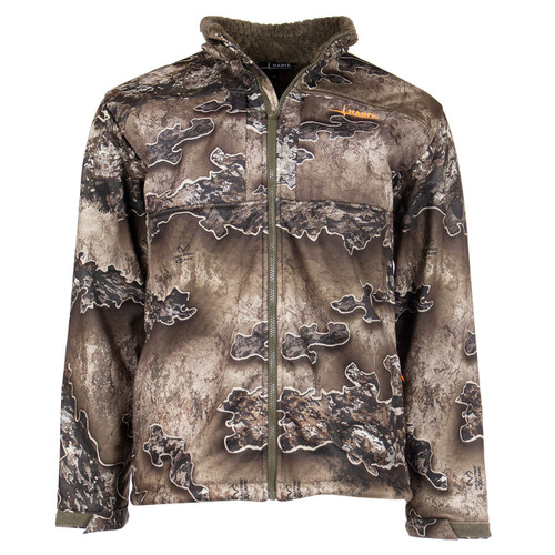 Men's Excape Early Dawn Sherpa Shell Jacket Image