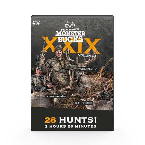 Realtree Monster Bucks XXIX Volume 1 (2021 Release)