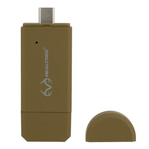 Realtree SD and Micro SD Card Reader