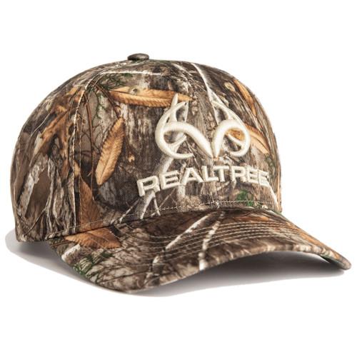 Realtree Camo Pro Staff Richardson Hat in Edge
