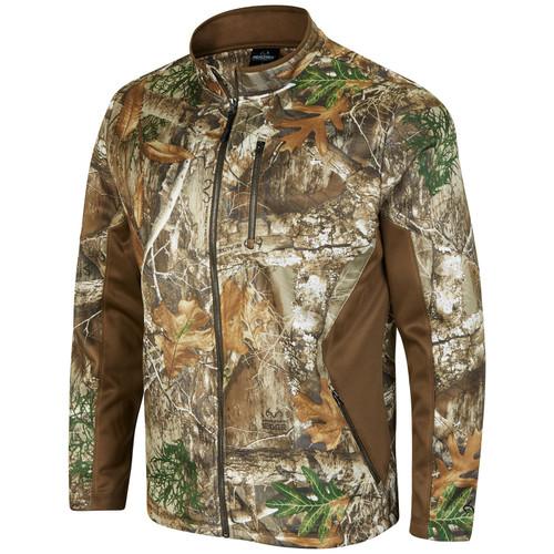 Men's Realtree Edge Hunt Full Zip Jacket