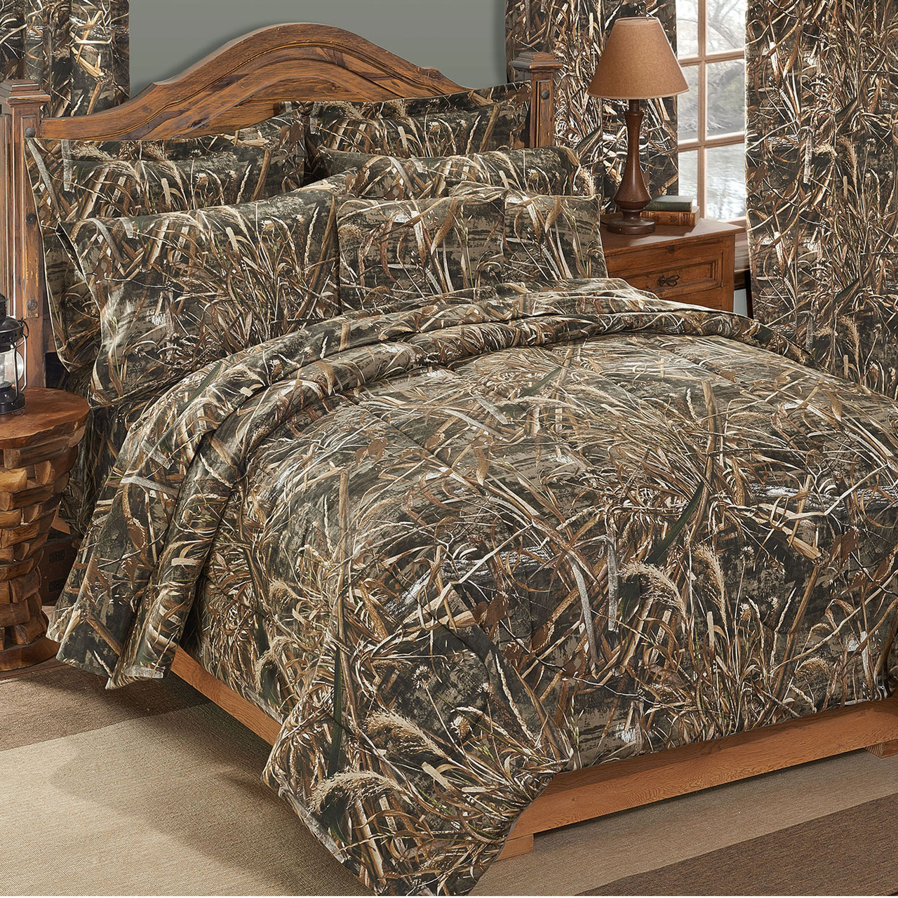 Realtree Max-5 Camo Comforter Sets | Free Shipping - Camo Bedding