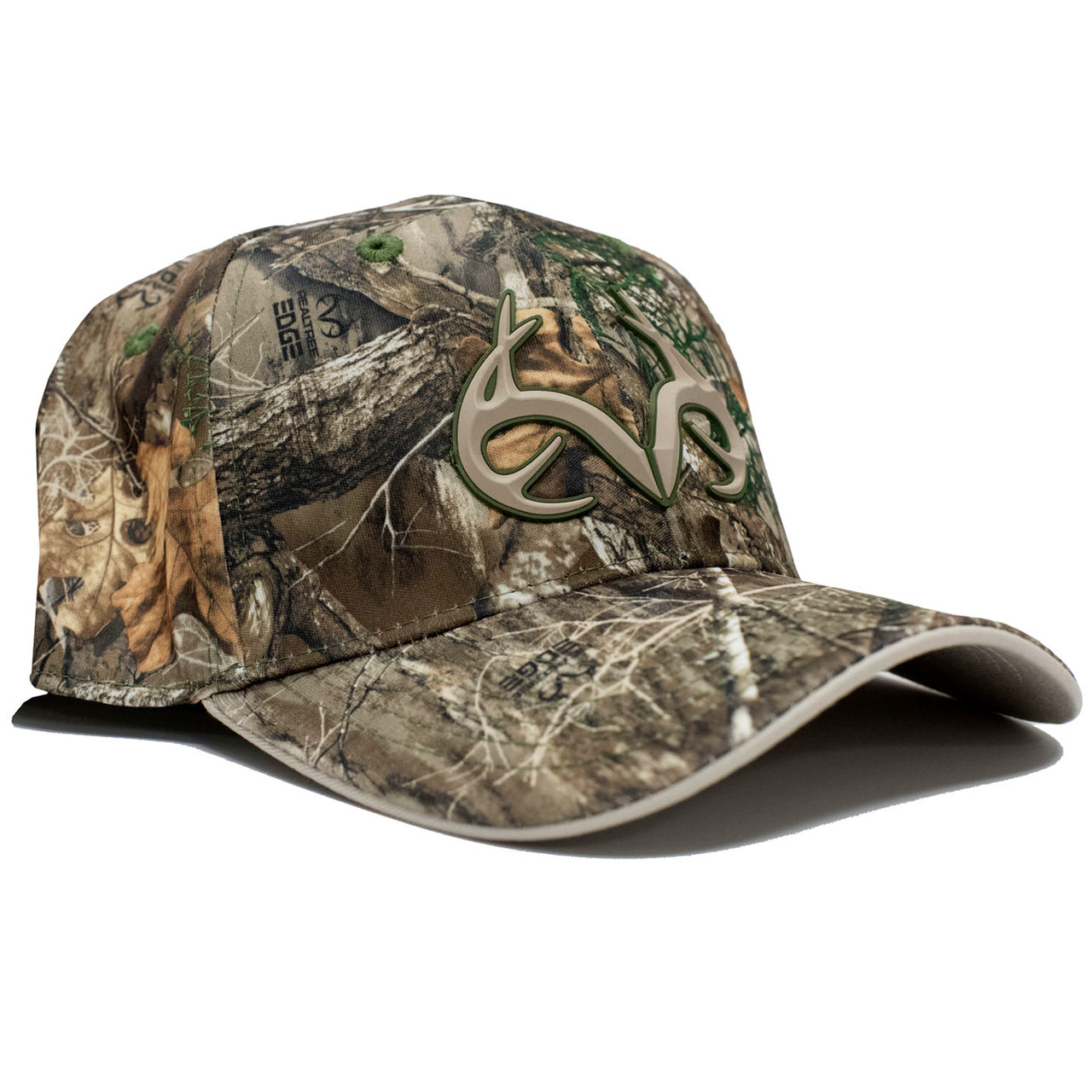 Realtree Edge Performance Fitted Hat  03952a424e3