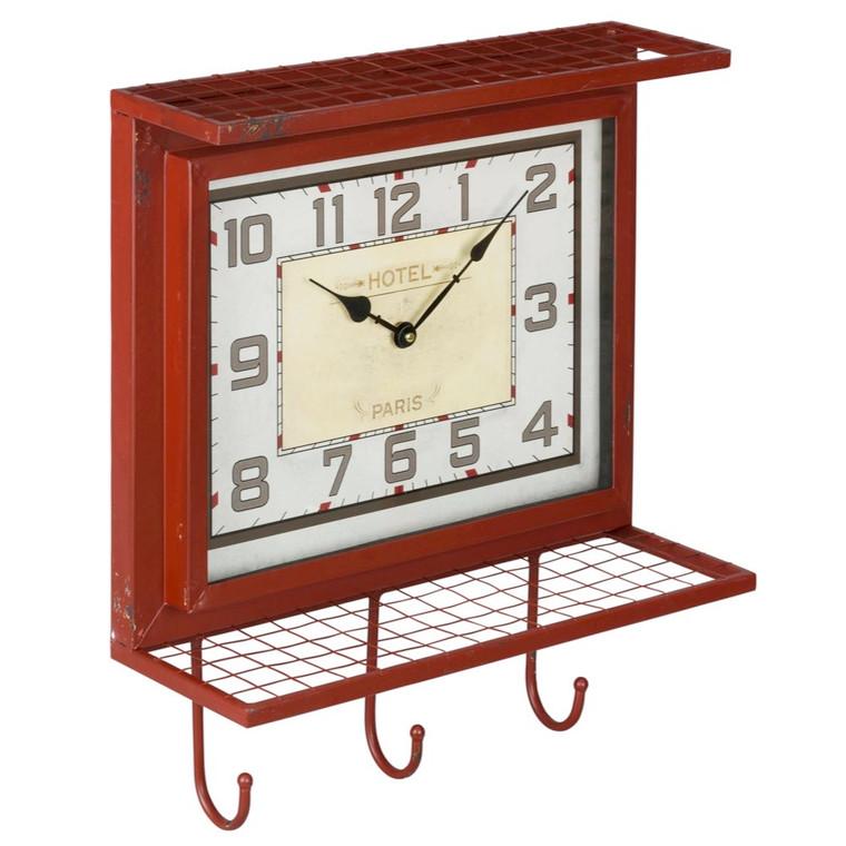 Cooper Classics Griffon Wall Clock 40733