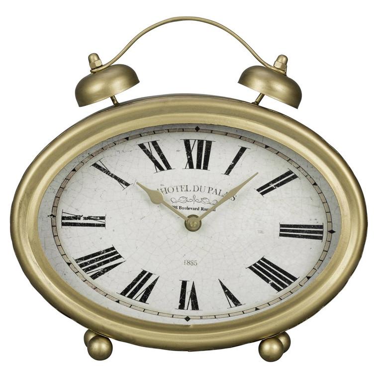 Cooper Classics Welsley Table Clock 40728