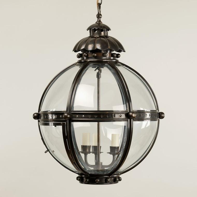 Vaughan Lighting Cheyne Globe Lantern  CL0085.BZ