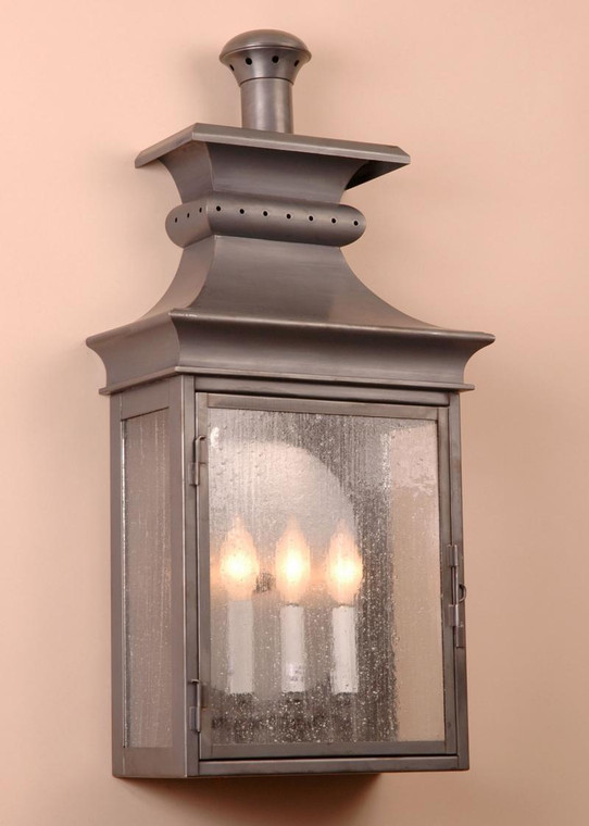 Fourteenth Colony Outdoor Lighting Winchester 3 Light Pocket Wall Lantern LM2