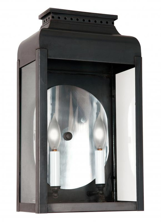 Fourteenth Colony Outdoor Lighting Winchester 2 Light Pocket Wall Lantern LM3