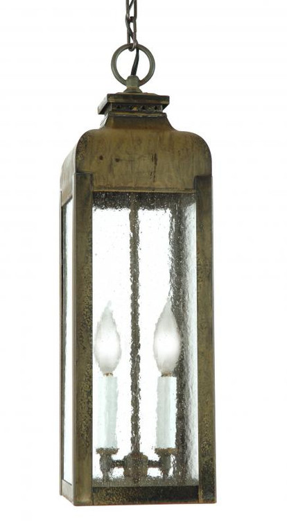 Fourteenth Colony Outdoor Lighting Winchester Hanging Lantern 2 Light LM7