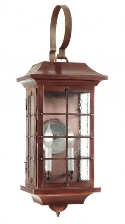 Fourteenth Colony Outdoor Lighting Amherst 2 Light Wall Lantern GRC2
