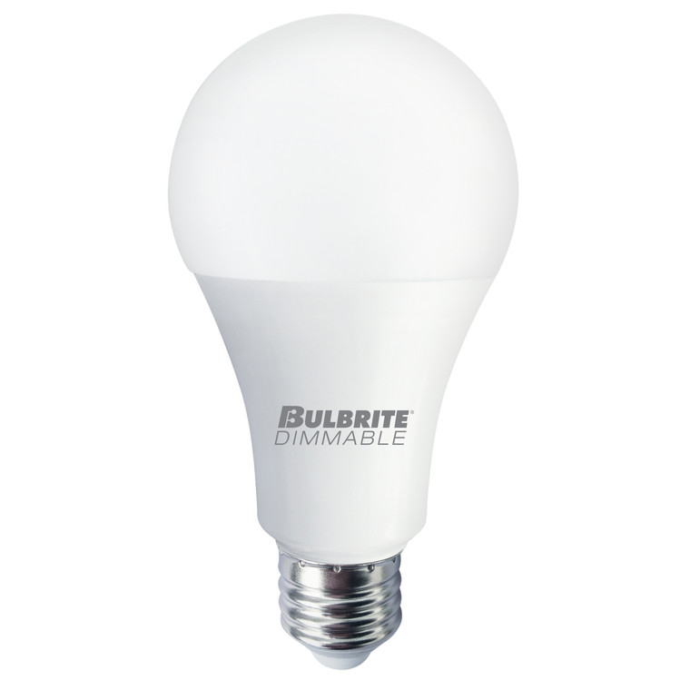 Bulbrite: 774142 LED A-Type Dimmable: A19, A21 Watts: 11 - LED11A19/827/D/3 (10 Pack)