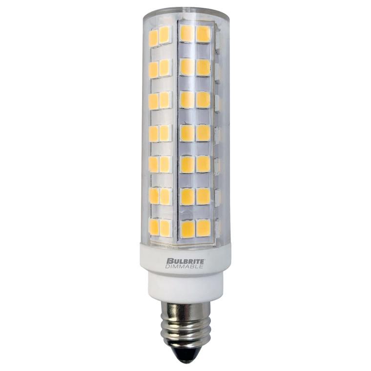 Bulbrite: 770640 LED Specialty Minis 120V: E11, E12 Watts: 6.5 - LED6E11/27K/120/D (5 Pack)