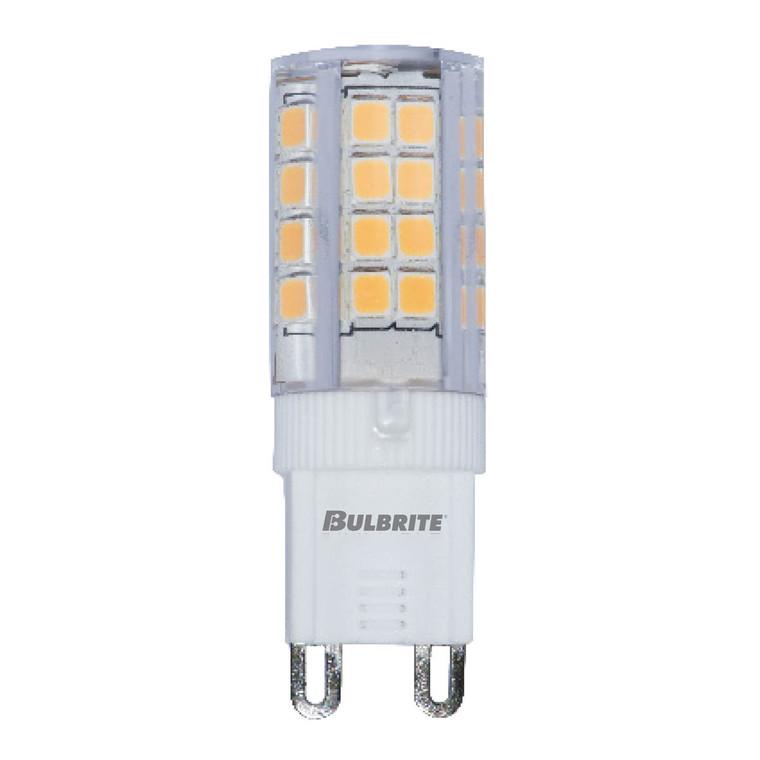 Bulbrite: 770589 LED Specialty Minis 12V/120V: GY6, G8, G9 Watts: 3.5 - LED3G9/27K/120 (5 Pack)
