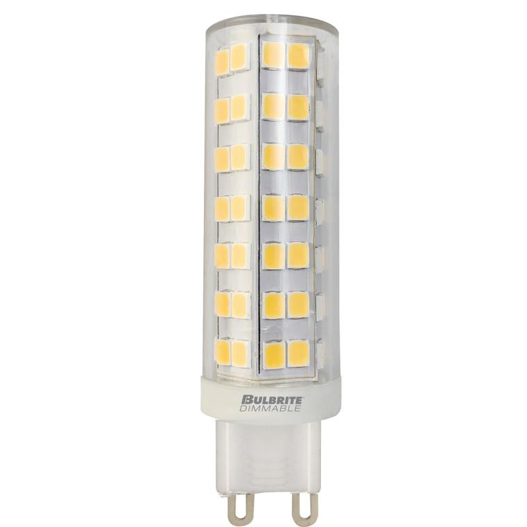 Bulbrite: 770645 LED Specialty Minis 12V/120V: GY6, G8, G9 Watts: 6.5 - LED6G9/30K/120/D (5 Pack)