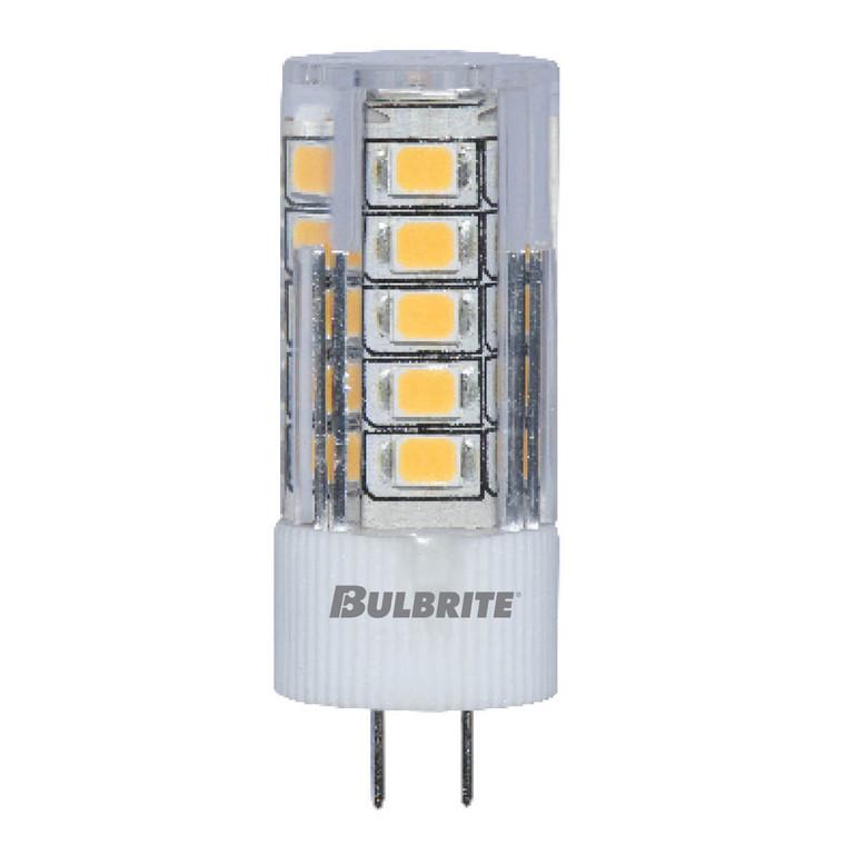 Bulbrite: 770587 LED Specialty Minis: JC Bi-Pin (G4) Watts: 3 - LED3G4/27K/12 (5 Pack)