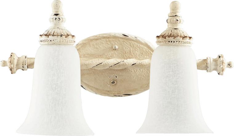 Quorum Alameda Vanity in Persian White 5386-2-70