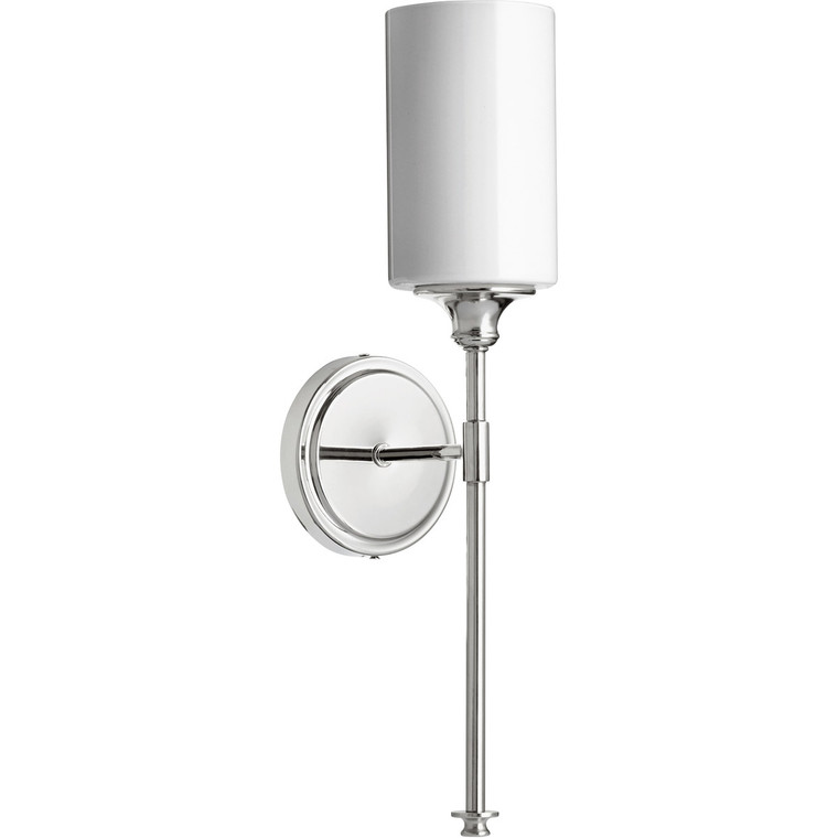 Quorum *ACCESSORY Wall Mount in Polished Nickel 5309-1-62