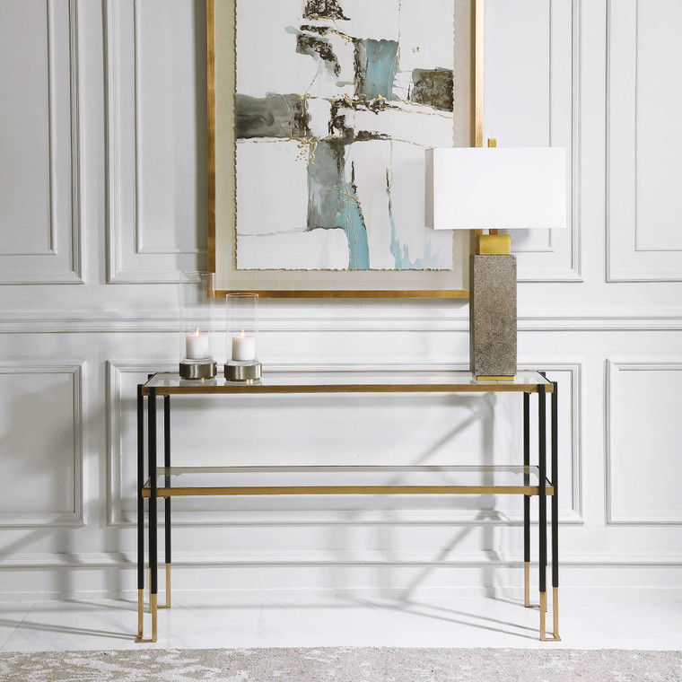 Uttermost Kentmore Modern Console Table 24978