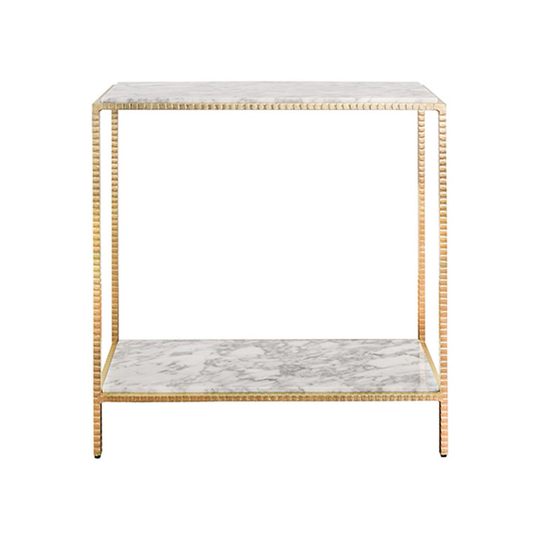 Worlds Away Seton Small Console Table SETON G