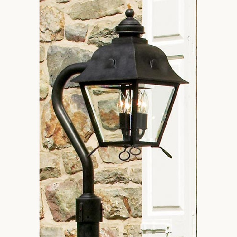Hanover Lantern B8439 Grand Jefferson Signature Post Lantern