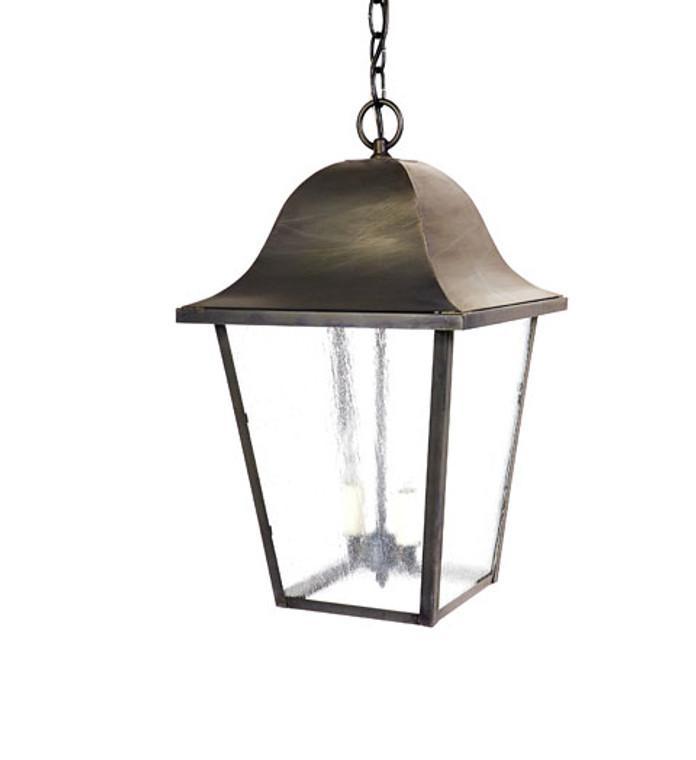 Northeast Lantern Roundstone Hanging Lantern 11422