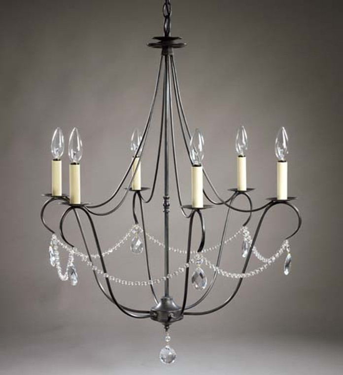 Northeast Lantern Chandelier Hanging 959-CRY