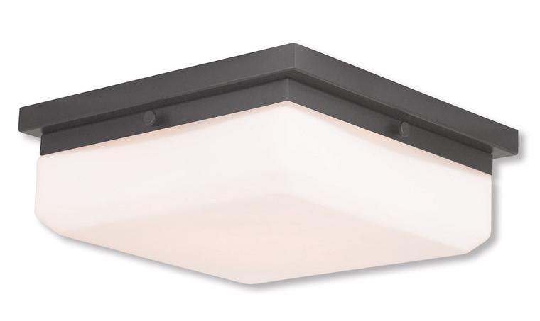 Livex Lighting Allure Collection 3 Light EBZ Wall Sconce/Semi Flush in English Bronze 65537-92